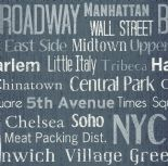 Words Wallpaper Manhattan WRD 6442 60 78 WRD64426078 By Caselio